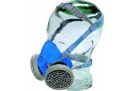供应防护面罩,全景式呼吸全面罩,防护耳罩耳塞(图)防护面罩面具