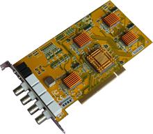 供应4路图像采集卡显微图像采集卡
