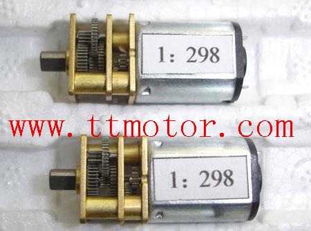 供应用于电子锁生产|通信电线生产|小型机器人的GM12-N20,图片