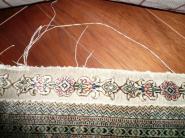 真丝地毯清洗图片