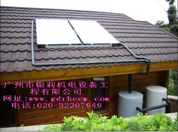 供应瑞美太阳能热水器进口太阳能热水器