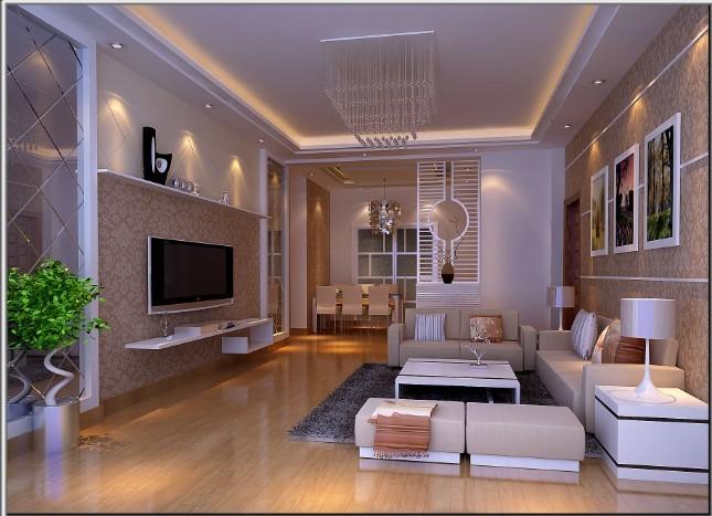 尚居装饰蓬溪设计中心生产蓬城印象效果图4