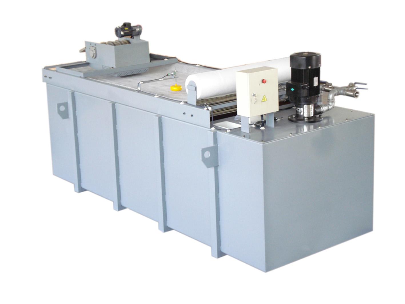 JHGL系列胶辊型纸带过滤机组合图片/JHGL系列胶辊型纸带过滤机组合样板图