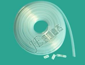 供应进口LED硅胶铂金半套管,供应进口LED灯条套管,采购硅胶套批发