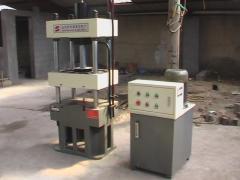 粉末冶金成型液压机冷液压机图片/粉末冶金成型液压机冷液压机样板图