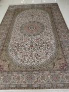 素雅高级手工真丝地毯T03600图片