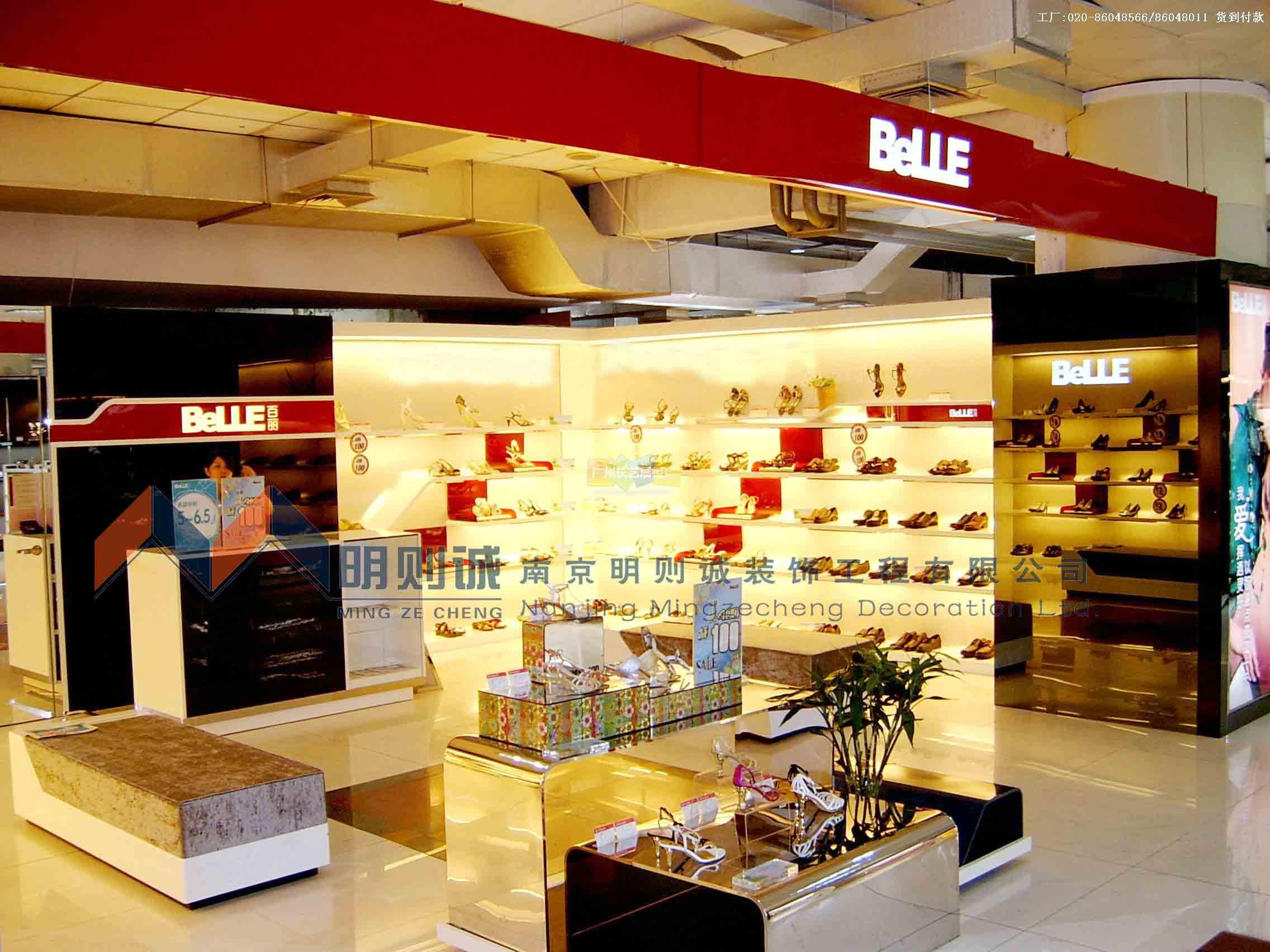 商场鞋柜图片大全内容|商场鞋柜图片大全版面设计