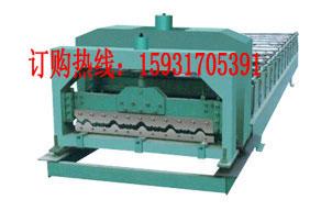 专业生产808型璃瓦压瓦机图片/专业生产808型璃瓦压瓦机样板图