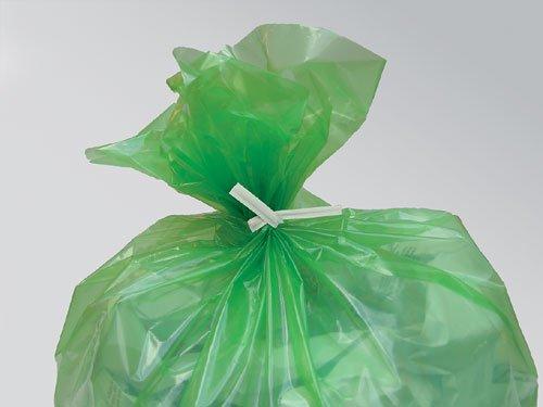 医疗废物袋封扎步骤图