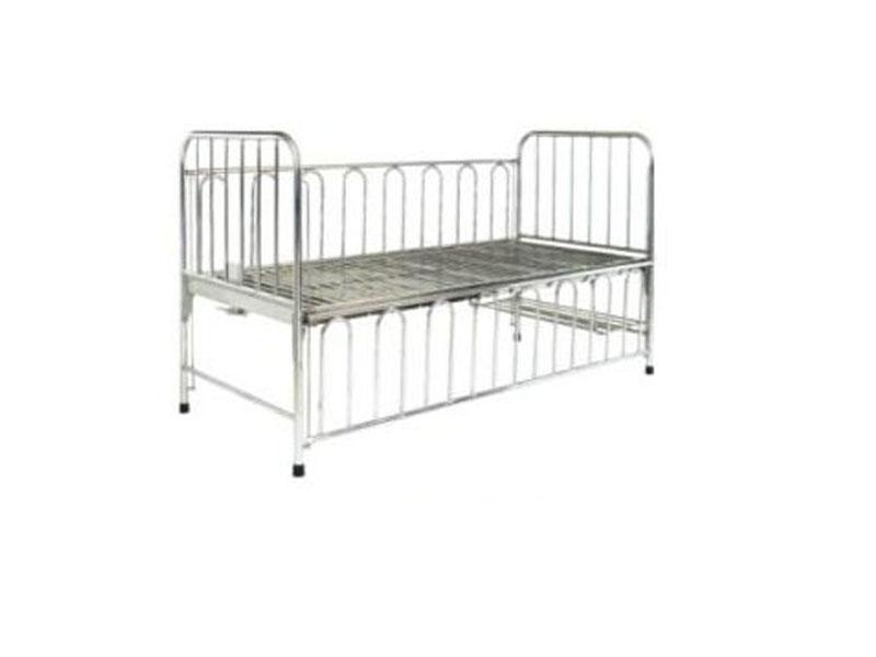 hj-0071不锈钢儿童床图片