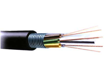 MGTSV矿用单模光缆煤安认证质
