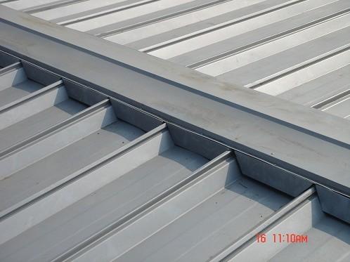 钢_钢结构厂房屋面防腐瓦图片