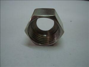 供应六角软管连接螺母批发