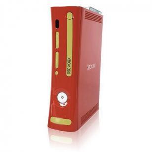 微软XBOX360游戏机图片
