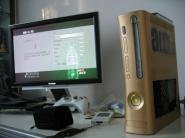 微软XBOX360光环3游戏机图片