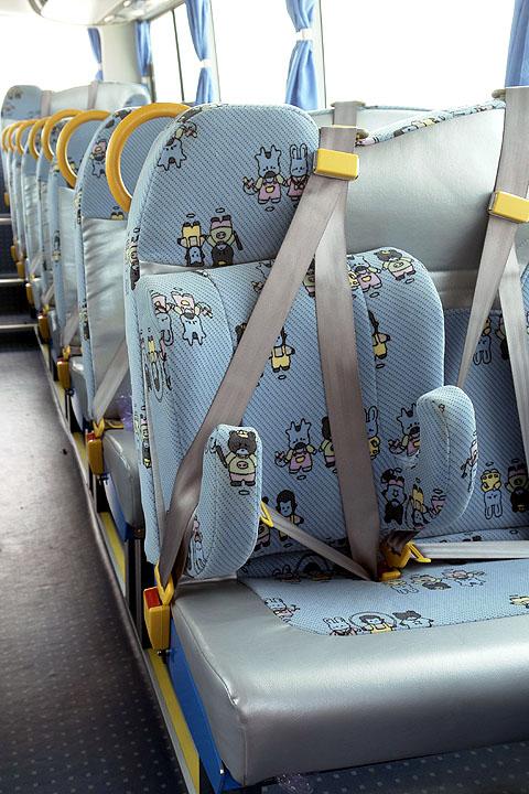 校车座椅zd xc01图片 长沙中道汽车卧具座椅厂产品高清图片