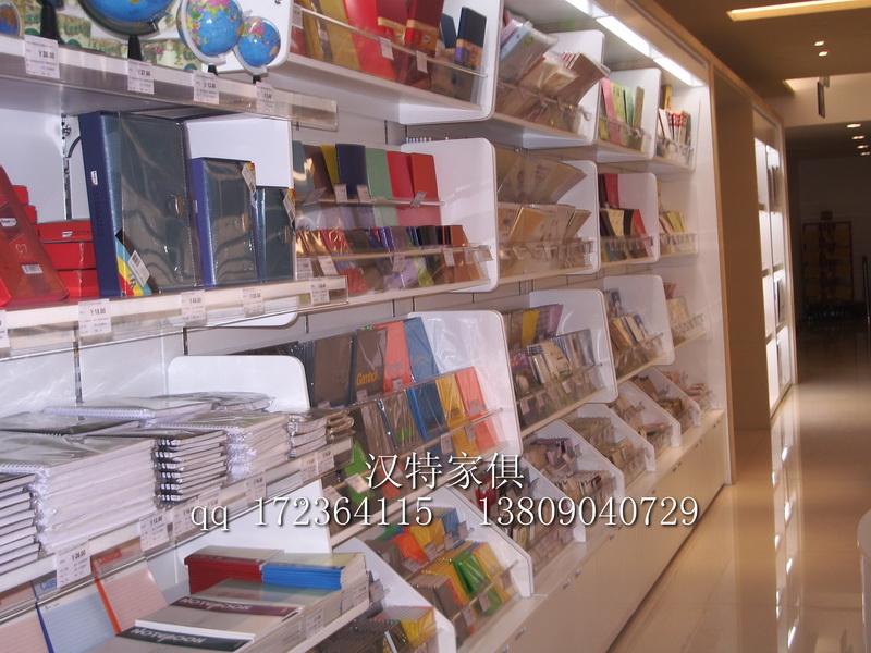供应文具展柜展示柜柜制作设计