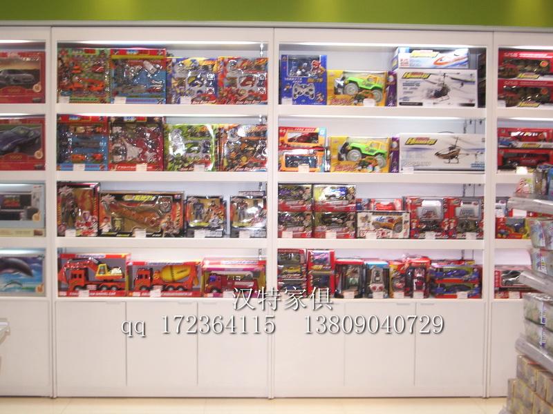 供应玩具展柜展示柜制作设计报价
