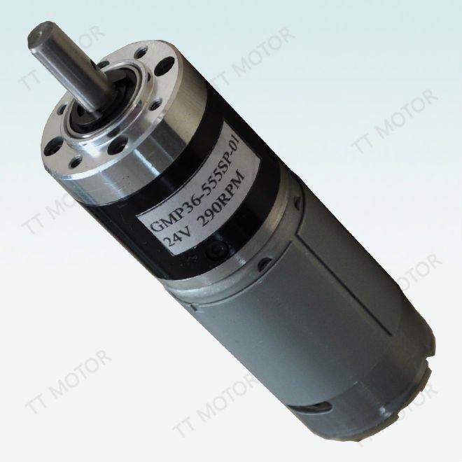 供应用于家用电器的36mm微型行星齿轮减速马达,