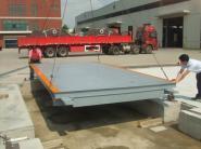 直销100吨数字式电子汽车衡图片