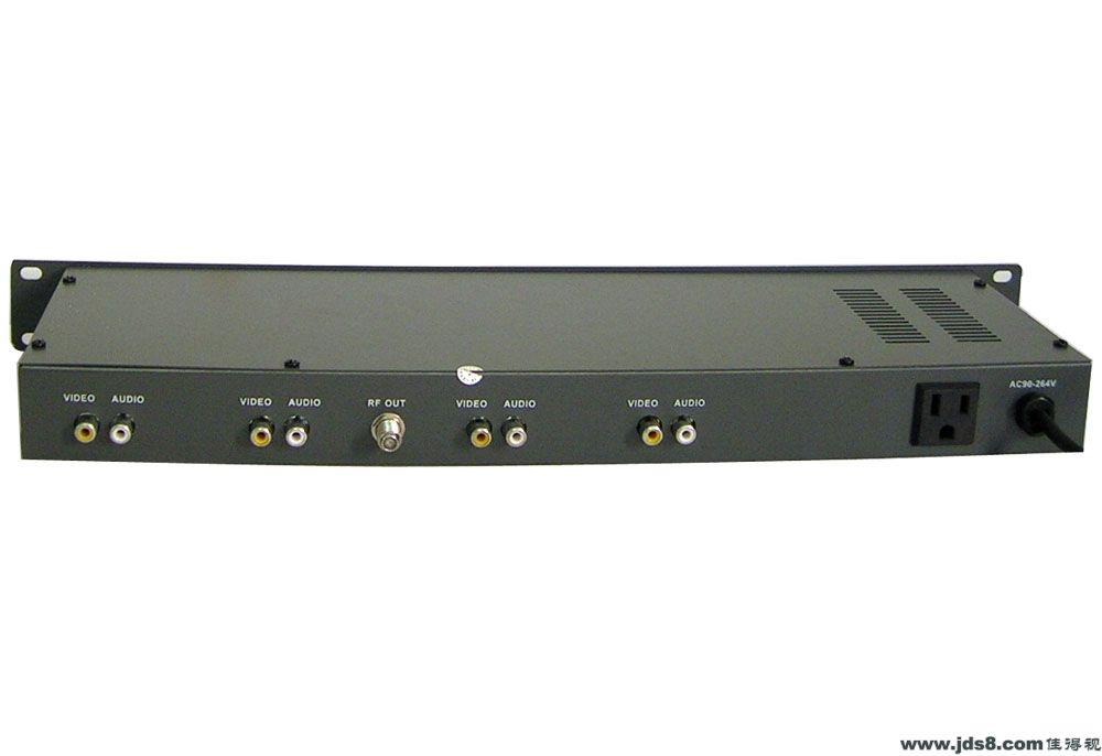 调制器图片 调制器样板图 4路机顶盒调制器射频调制器 东...