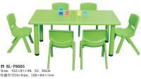 供应幼儿园塑料桌椅人体工学桌椅供应