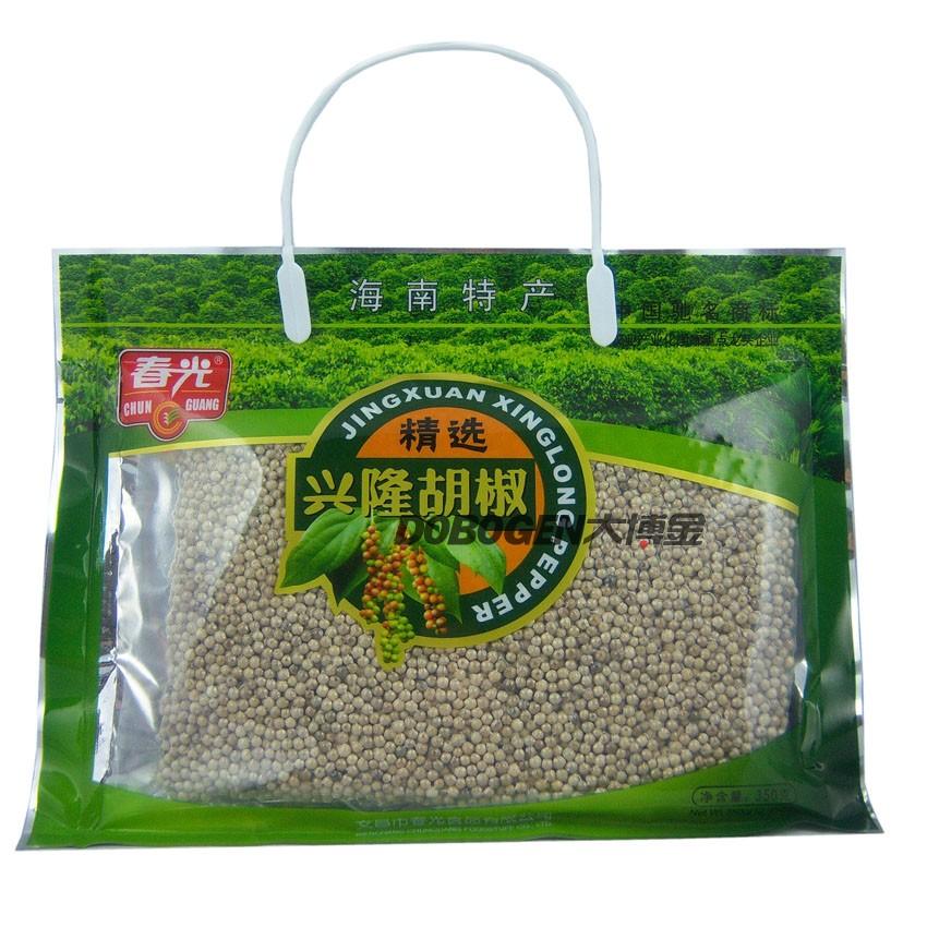 海南特产春光兴隆白胡椒粒350g报价