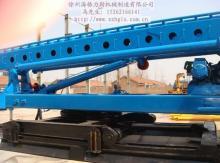 供应20米长螺旋打桩机钻机20米长螺旋钻机