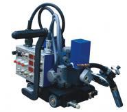 摆动式自动焊接小车图片