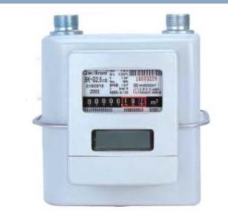 5户内煤气表g1.6液化气计量表图片