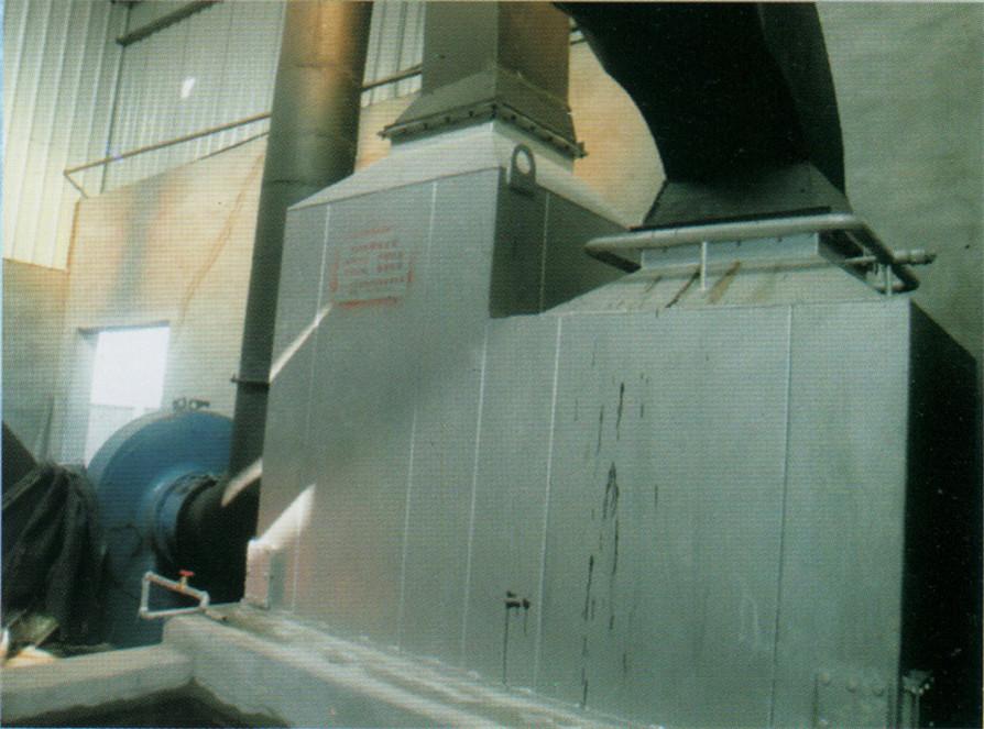 供应锅炉脱硫除尘