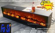 9米内超长壁炉设计定制图片