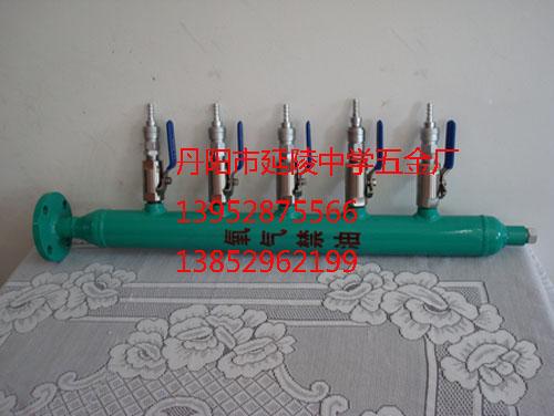 分配器图片 分配器样板图 氧气分配器终端工艺图纸 丹阳市...