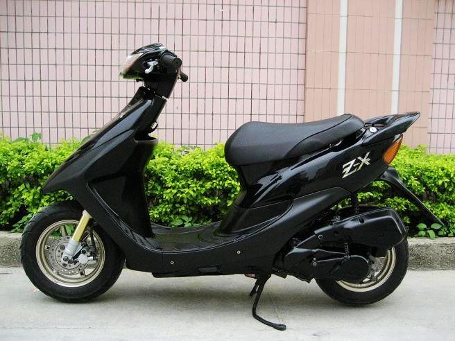 本田zx35dio踏板车图片/本田zx35dio踏板车样板图
