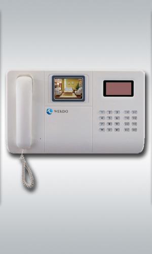 门铃可视对讲图片/门铃可视对讲样板图
