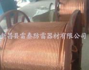 镀铜钢绞线图片
