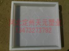 供应彩砖模具彩砖模盒彩砖塑料模盒