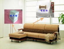 供应广东硬质棉沙发坐垫