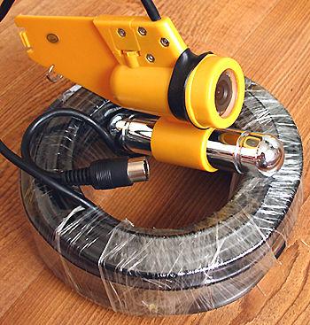 供应井下捞泵摄像头修井摄像头 供应水下摄像头价格水下监控摄像头
