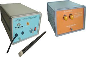 静电发生设备,发生静电器,静电产生机器图片