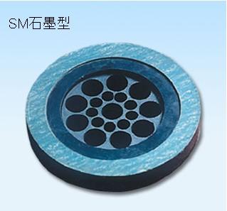 发动机石墨环结构式