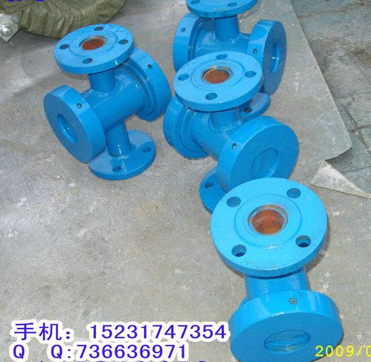 供应焊接水流指示器,接管水流指示器,丝扣水流指示器图片