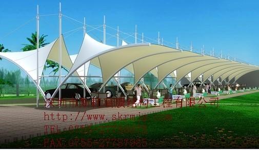 异型空间钢结构体系