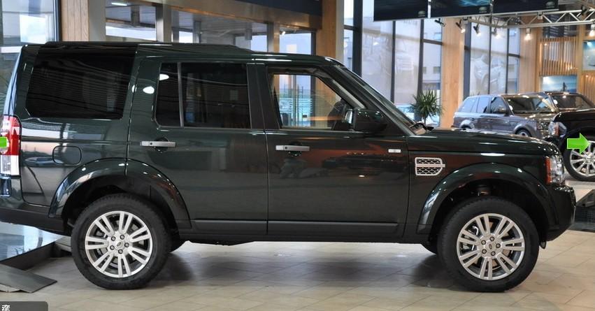 路虎发现30柴油版样板图 路虎发现30柴油版 郑州路虎捷豹汽车销售高清图片