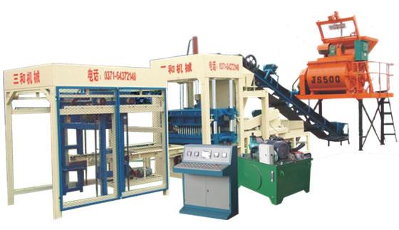 供应桂林水泥制砖机最新款全面上市