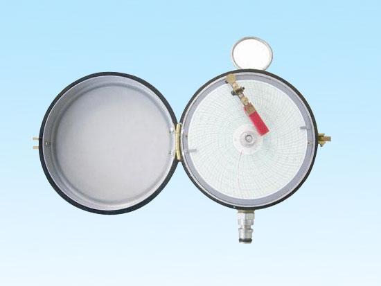 供应机械式圆图压力记录仪