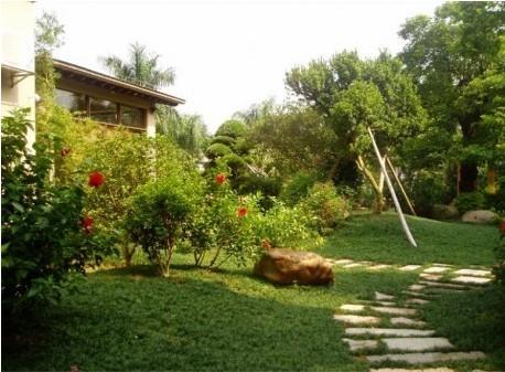 私家花园/别墅庭院景观设计与施工图片