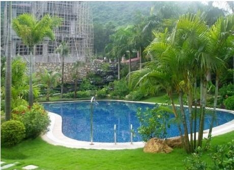 别墅庭院景观设计与施工报价