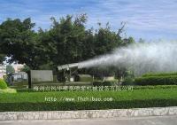 供应120型旋风除尘保湿射雾器/高效