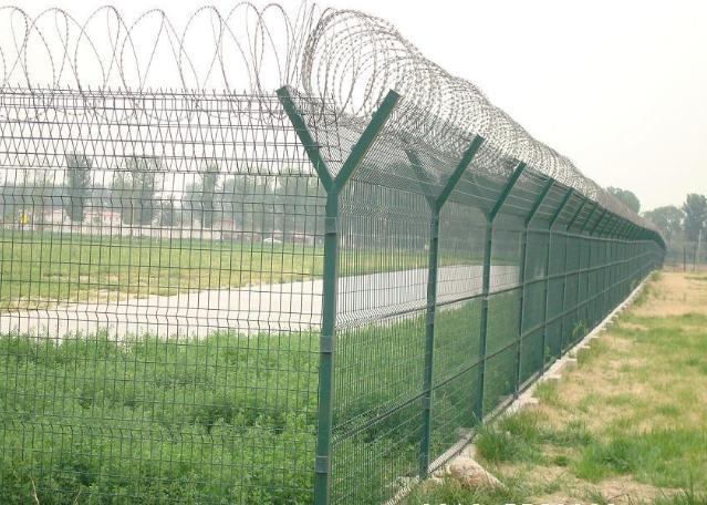 飞机场护栏网飞机场围栏网机场防护图片大全